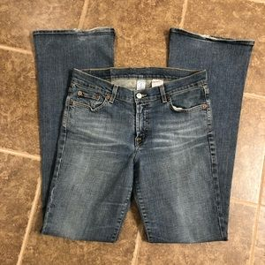 Vintage Lucky Brand Dungarees Jeans